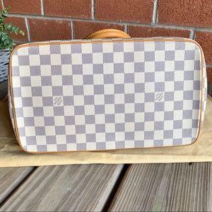 Louis Vuitton Bags - Louis Vuitton Saleya MM Damier Azur Shoulder Bag